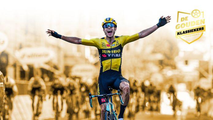 Wout van Aert is de duurste renner in het spel.