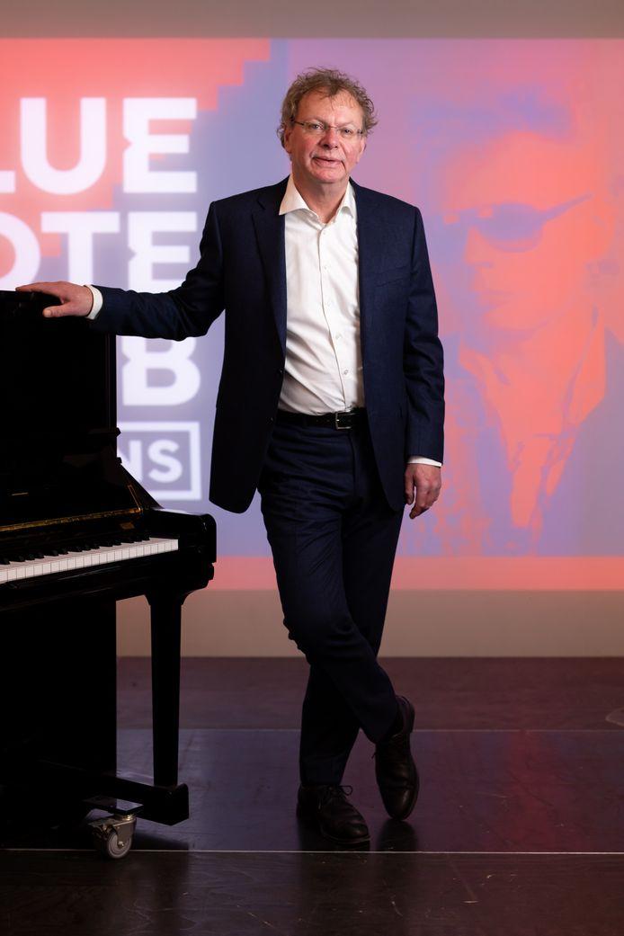 Wim Vringer, directeur Muziekgebouw Eindhoven.