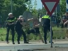 Stroomstootwapen moet arrestaties zoals die van halfnaakte man uit Winterswijk eenvoudiger maken