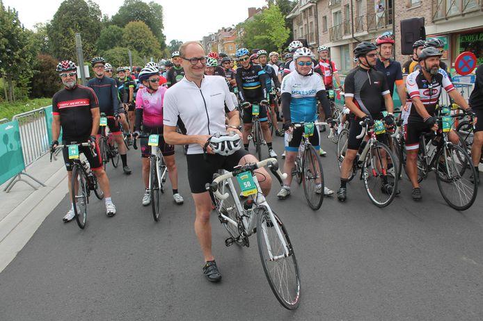 Het Gordelfestival lokt elk jaar duizenden fietsers en wandelaars.