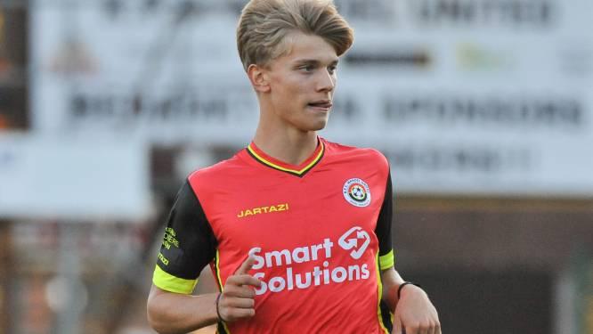 Louis Callens is nieuw bij FC Gullegem, Aron Defevere is terug van weggeweest