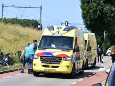 Wielrenner gewond bij ongeluk in Oost-Souburg