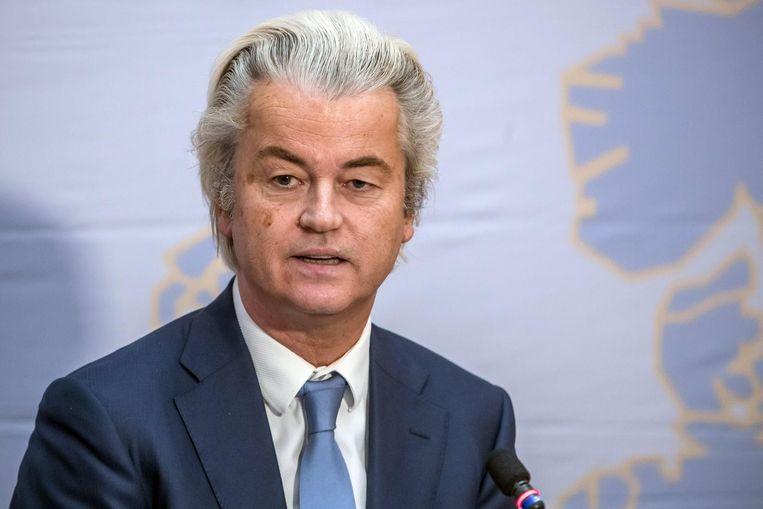 Geert Wilders Beeld EPA