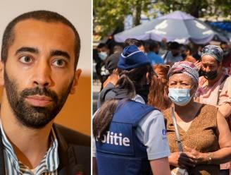 Staatssecretaris Mahdi start campagne tegen fake news over collectieve regularisatie