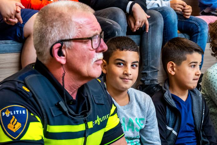 Wijkagent Sjaak de Bruin (61)