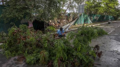 Zeker vijf doden door tyfoon op Filipijnen