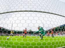 NEC-aanvoerder Barreto beklaagt zich over doelpunt Vitesse, maar KNVB spreekt van een terechte goal