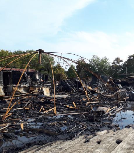 Veel steun voor eigenaren afgebrand restaurant Abel