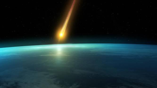 Amerikanen bezig met plan om aarde te beschermen tegen inslag meteoriet