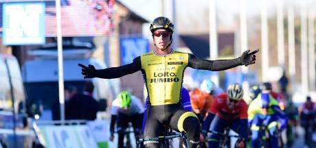 Groenewegen sprint naar winst in Kuurne-Brussel-Kuurne