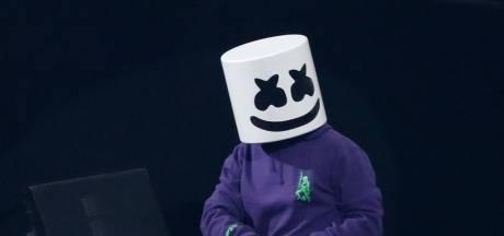 Amerikaanse dj Marshmello afsluiter tweede dag Pinkpop