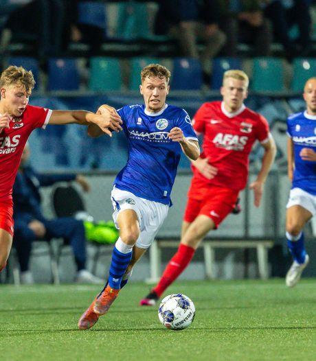 Roy Kuijpers: (nog) geen profcontract, wel de topscorer van FC Den Bosch