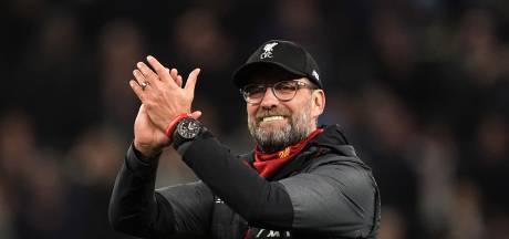 Klopp: Liverpool zal klaar zijn voor hervatting Premier League