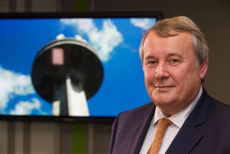 Paul Lembrechts, CEO van de VRT. Beeld belga