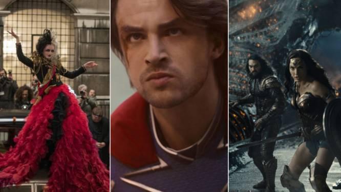 Super veel schurken en superhelden: dit zie je in mei op Netflix, Streamz en Disney+