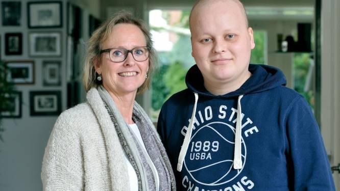 Sprankje hoop op juiste donormatch voor Oscar Westbroek