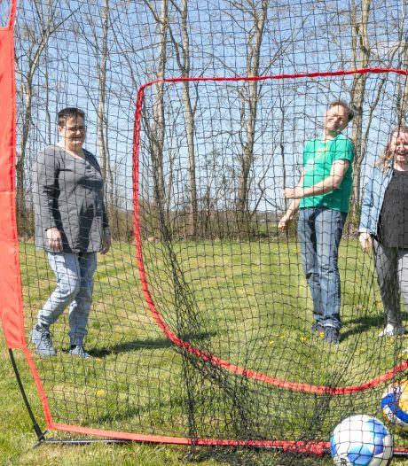 Kinderen wacht veilige bubbel in Bij Ons Dagkamp in Beerzerveld: 'Niet zingen en geen blaasinstrumenten!'