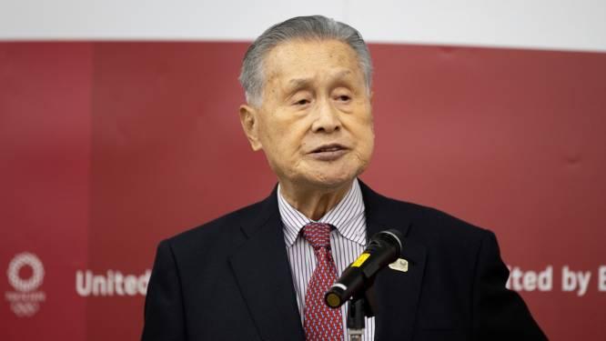 """Le patron des JO de Tokyo: """"Les conseils d'administration avec beaucoup de femmes prennent beaucoup de temps"""""""
