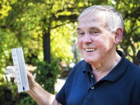 Warnsveld geeft record-wimpel aan Gilze-Rijen