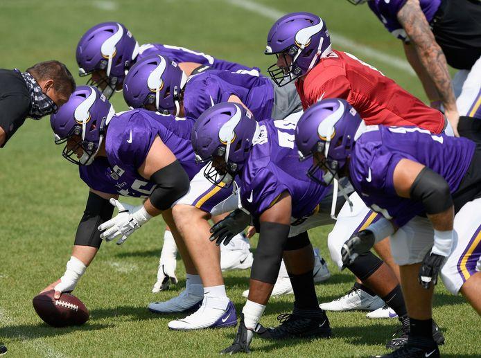 De Minnesota Vikings.