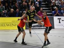 Handballers Houten stunten zich door debuutseizoen