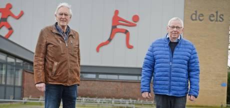 Sporthal De Els in Haaksbergen is 50 geworden: 'Bijna iedereen uit Haaksbergen is hier binnen geweest'