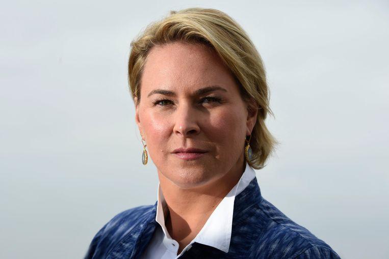 Brussels minister van Leefmilieu Céline Fremault (cdH).