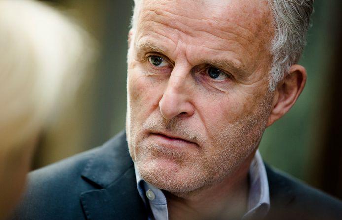 Peter R. de Vries liet dinsdag zijn licht schijnen op de kluisjesroof in Oudenbosch.