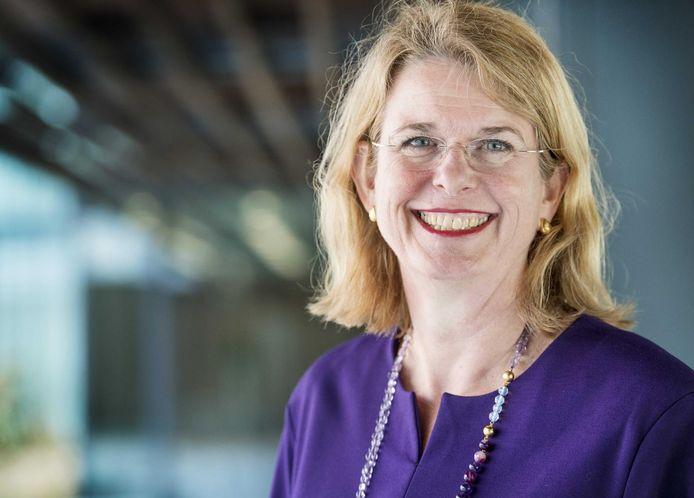 Burgemeester Pauline Krikke van Den Haag.