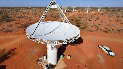Australische wetenschappers detecteren recordaantal mysterieuze radioflitsen uit de ruimte