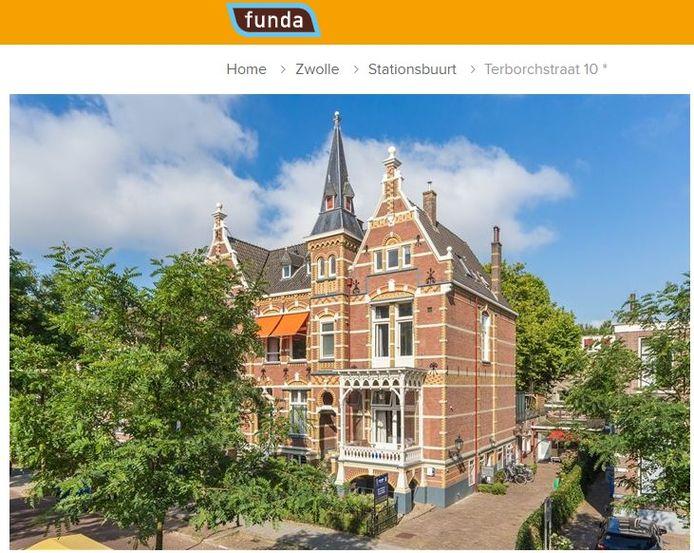 Terborchstraat 10, Zwolle.