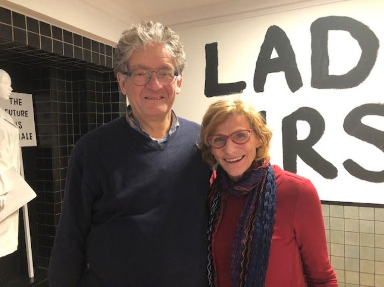 George en Miep Solleveld Beeld