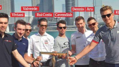 Koers kort: Gaviria kopman bij Vlaamse debuut - Cavendish valt en geeft op in Abu Dhabi - Nieuwe aankomst voor Gent-Wevelgem?