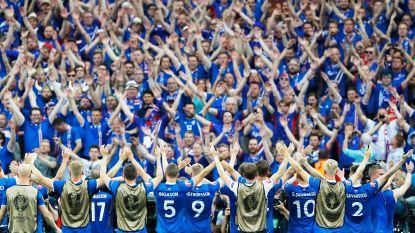Liefst 20 procent van IJslandse bevolking deed al een aanvraag om een WK-ticket te pakken te krijgen