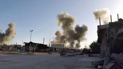 Syrisch leger rukt verder op in Oost-Ghouta: acht doden