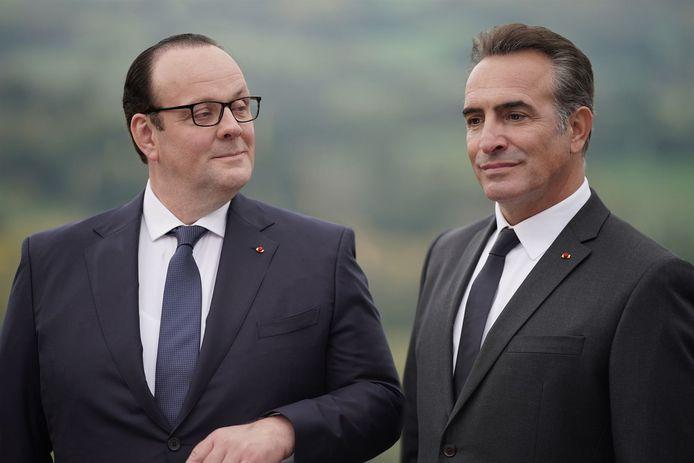 François et Nicolas se retrouvent et font équipe le temps d'une comédie piquante.