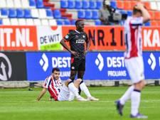 Nooit vertoond: Willem II eerste eredivisieclub zonder schot op doel