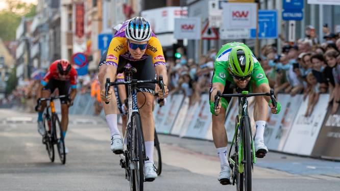 Mark Cavendish toont nu ook zijn snelle benen in België: Brit schrijft na-Tourcriterium Roeselare op zijn naam