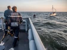 Nederlandse zeilboot ramt ferry van P&O: overtraden zeilers de avondklok?