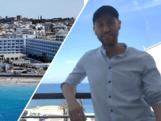 """Arie mag als test vakantie vieren in Griekenland: """"Ik heb het echt gemist"""""""