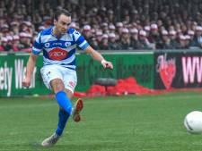 Spakenburger Selimi na doodschop voor vijf duels geschorst