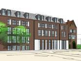 Bouw van nieuw hotel aan Vrieseplein loopt weer grote vertraging op