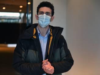 Leuvens vaccinatiecentrum breekt records: 2.700 prikken op één dag en eentje was voor burgemeester Ridouani