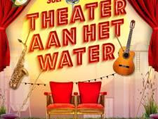 Blauwe Kei in de open lucht: Theater Aan Het Water