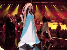 Joan Franka blijft malen over teleurstellend Songfestival