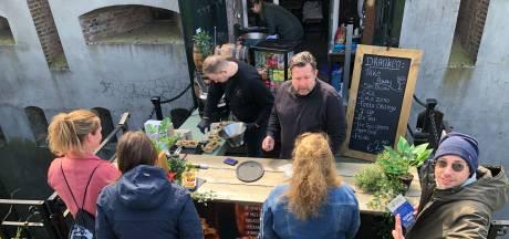 Eerste, succesvolle Gorcumse culinaire wandeling bezorgt aanjagers en horeca bittere nasmaak