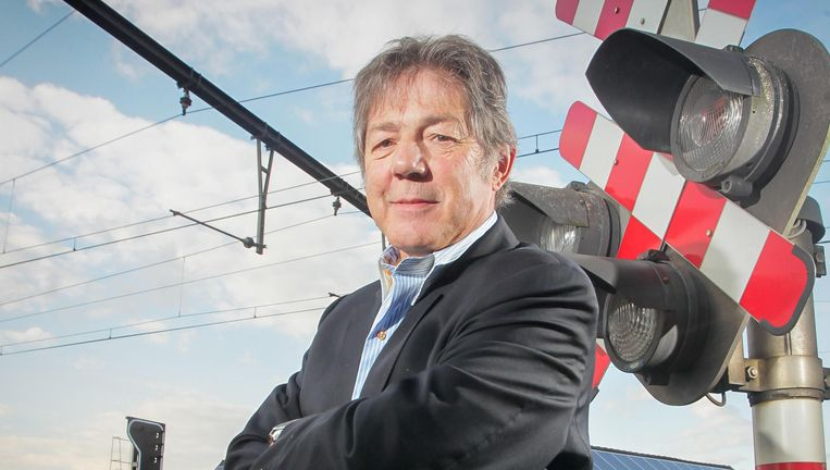 Jos Digneffe, ex-vakbondsman. Beeld belga