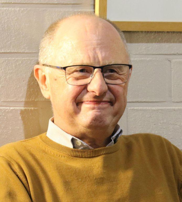 Gerard Straetemans, financieel directeur.