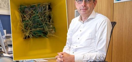 Zwolse huisarts Blanker sluit zich aan bij Prullenbakvaccin.nl: 'Verspilling voorkomen'
