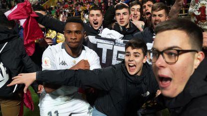 Flinke stunt in Copa del Rey: derdeklasser, mét Andy Kawaya, knikkert Atlético uit bekertoernooi